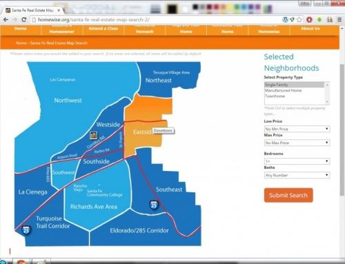 Homewise IDX Feed Visual Selector