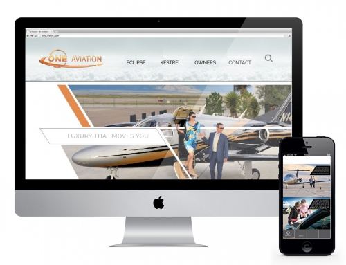 ONE Aviation | Eclipse – Kestrel Website Migration
