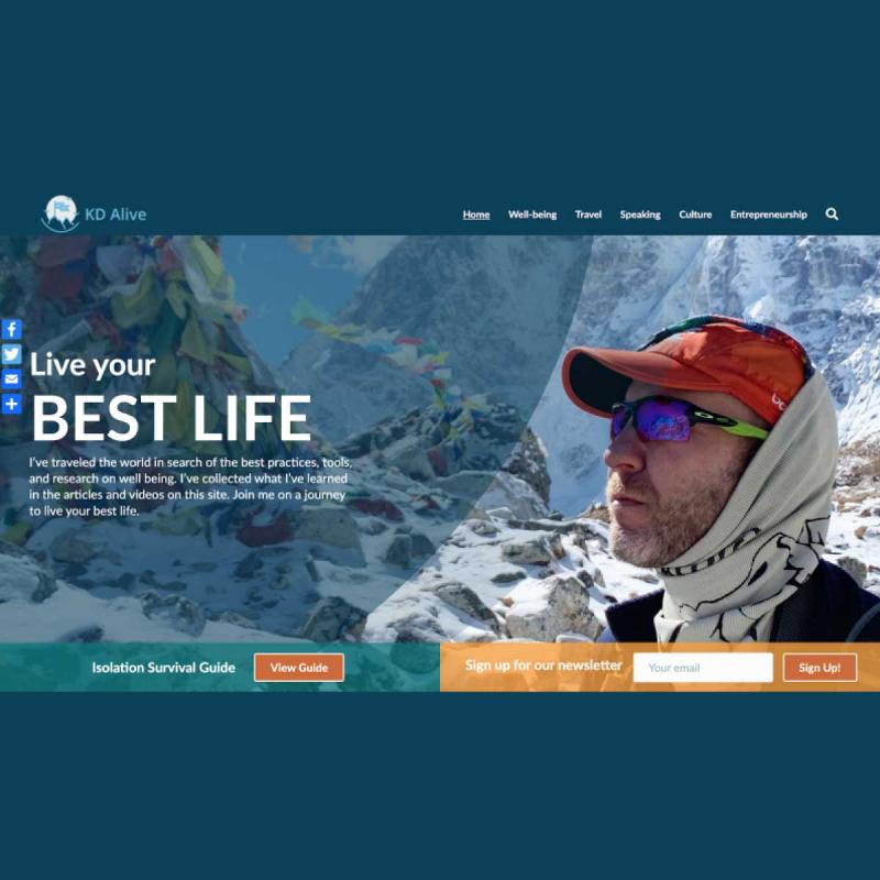 KDAlive website